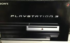 旧型PS3(60G)