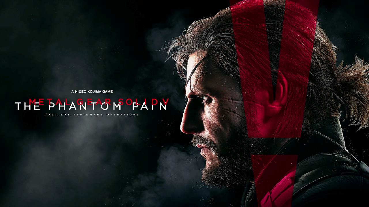 【レビュー】METAL GEAR SOLID V:THE PHANTOM PAIN【PS4】