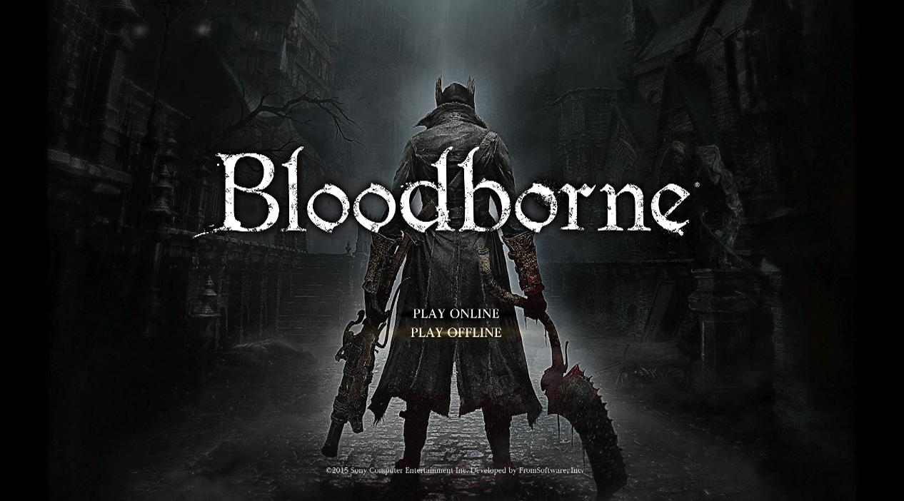 【レビュー】Bloodborne【PS4】