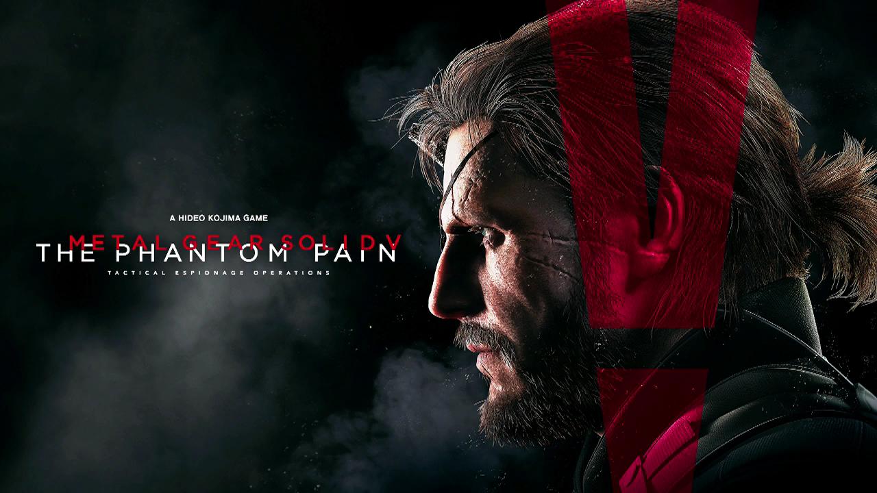 【レビュー】METAL GEAR SOLID V:THE PHANTOM PAIN【PS4】
